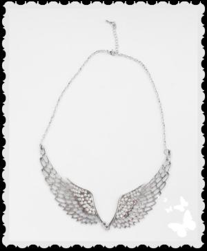 hb25 Halsband med vingar
