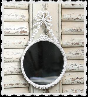 Vacker spegel 31*20 cm