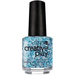 CND Creative Play Kiss-teal  13,6 ml