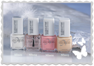 nfm04 Top Coat rose 12 ml