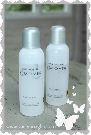 Remover Naturell 100 ml