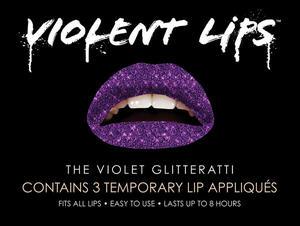 The Violet glitteratti