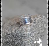 r38 Ring Underbar & Älskad storlek M
