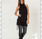 Samantha dress Black M Love forever