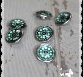 Mixxa grönt mönster 1 st